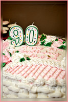 Special Events - 80th and 90th Birthday Parties; 50th Anniversary Portrait Session